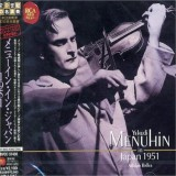 Menuhin in Japan CD